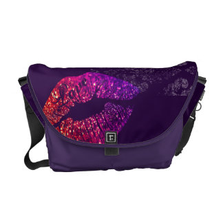 Kisses Courier Bag