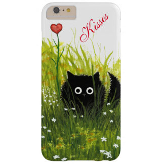 Kisses Custom Cat Case by Bihrle