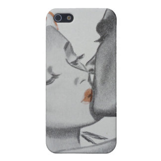 Kisses iPhone 5/5S Cases