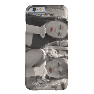 Kisses on the Phone Barely There iPhone 6 Case