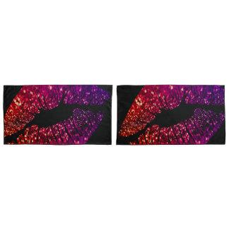 Kisses Pillowcase