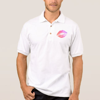 Kisses Polo Shirt