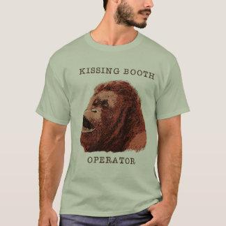 Kissing Booth Orangutan T-Shirt