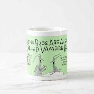 Kissing Bugs Coffee Mug