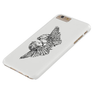 KISSING CHERUBS/ANGELS CELL PHONE CASE