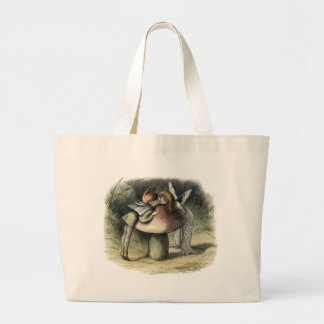 Kissing Faerie and Pixie Tote