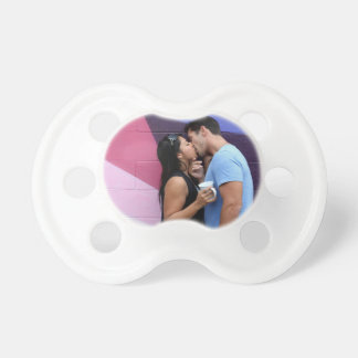 Kissing Pacifiers