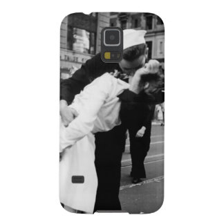 Kissing the War Goodbye at Times Square Galaxy S5 Cases