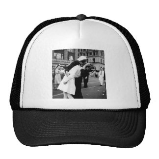 Kissing the War Goodbye Legendary Kiss Trucker Hat