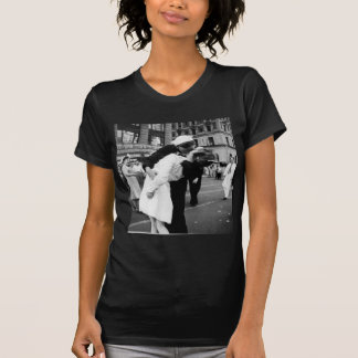 Kissing the War Goodbye Legendary Kiss Shirt
