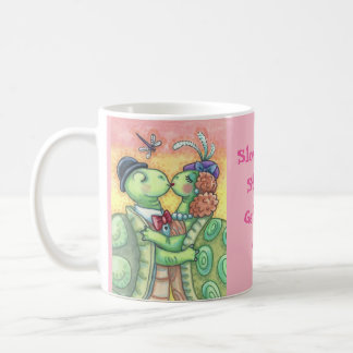 Kissing Turtles VALENTINE TORTOISE MUG