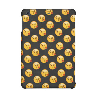 Kissy Face Love Emoji iPad Mini Retina Covers