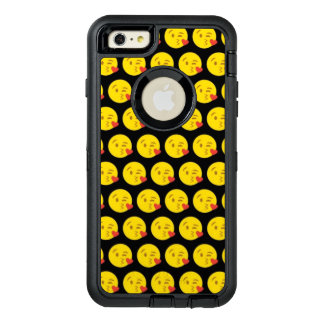 Kissy Face Pattern iPhone 6 Plus Otterbox Case