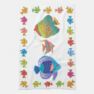 KissyFishThis Kitchen Towel