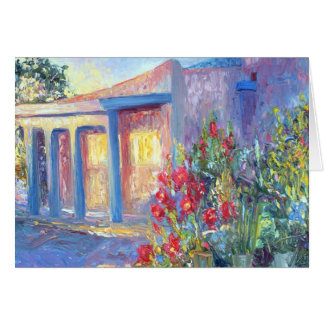 Kit Carson Avenue Card