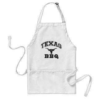 Kitchen Apron Texas BBQ Grill