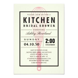 Kitchen Bridal Shower Invitations Announcements Zazzle Canada