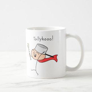"""Kitchen Caper"" mugs"