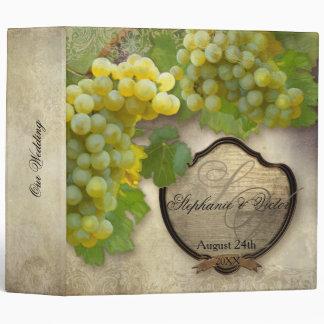Kitchen Food Bridal Shower Recipe Vineyard Wedding Binders