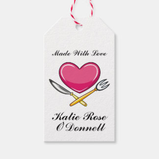 Kitchen Gift Tag - SRF Pack Of Gift Tags