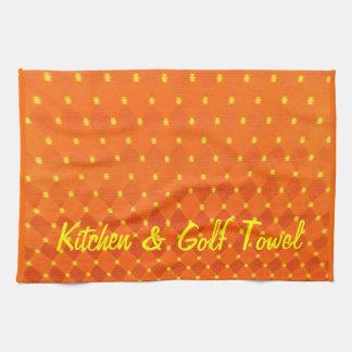 Kitchen & Golf 2 Kitchen Towel