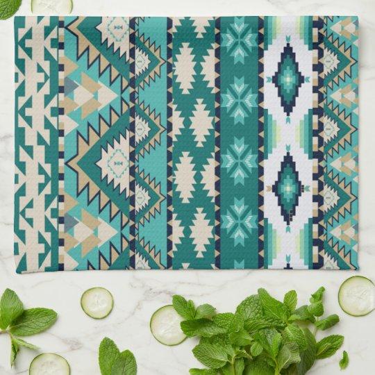 Kitchen Hand Towel/Tribal Kitchen Towel