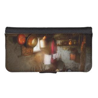 Kitchen - Homesteading life iPhone SE/5/5s Wallet Case