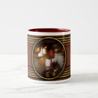 Kitchen - Homesteading life Two-Tone Coffee Mug