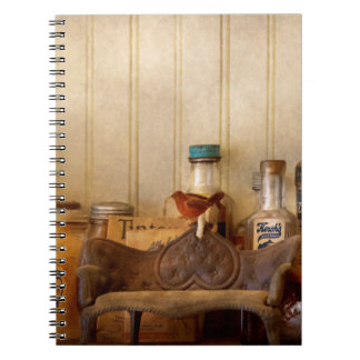 Kitchen - Ingredients - Kitchen bottles Notebooks
