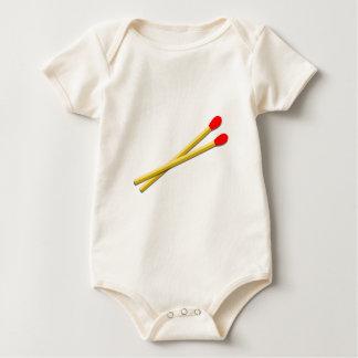 Kitchen Matches Baby Bodysuit