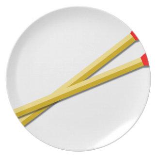 Kitchen Matches Plate