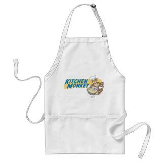 Kitchen Monkey Apron