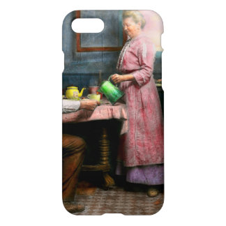 Kitchen - Morning Coffee 1915 iPhone 7 Case