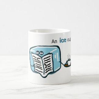 Kitchen mug - ice cube tea