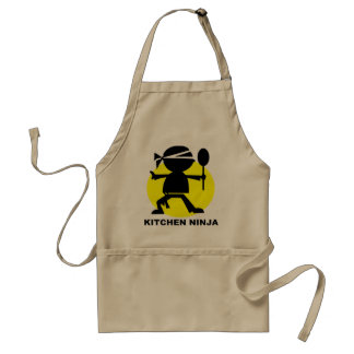 Kitchen Ninja BBQ Apron