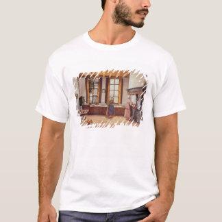 Kitchen of the Zwijnshoofd Hotel at Arnhem, 1838 T-Shirt