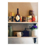 Kitchen Pantry Personalized Invites