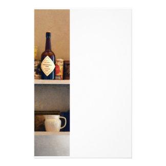 Kitchen Pantry Stationery