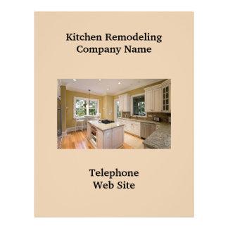 Kitchen Remodeler2 Business Flyer