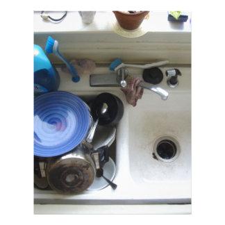 Kitchen Sink Letterhead