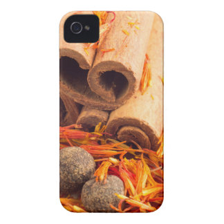 Kitchen spices and herbs close-up Case-Mate iPhone 4 case