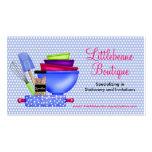 Kitchen Supplies Business Calling Cards Pack Of Standard Business Cards
