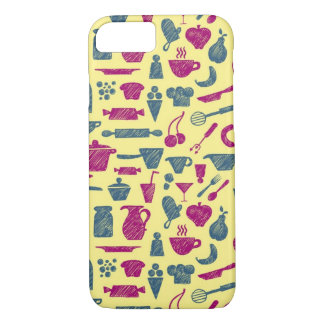 Kitchen supplies iPhone 7 case