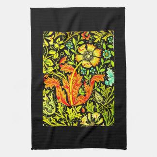 Kitchen Towel-Fashion/Fabric-William Morris 13 Hand Towels