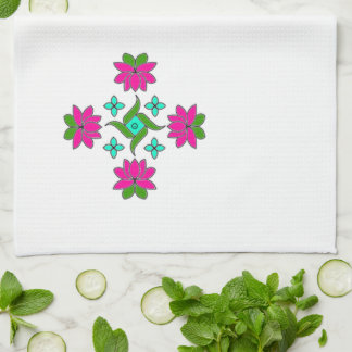 Kitchen Towel-Flower Series#80 Kitchen Towel