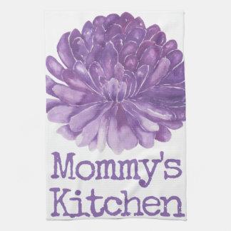 "Kitchen Towel ""Lavender Flower"""