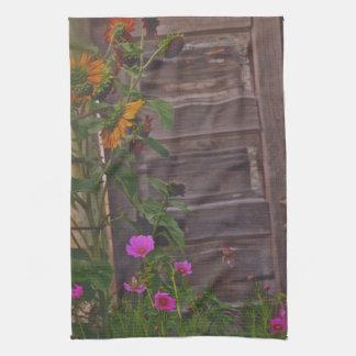 Kitchen Towel Western Flowers