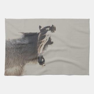 Kitchen Towel Western Horse