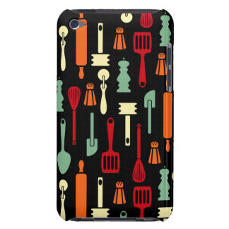 Kitchen Utensils Case-Mate Case Barely There iPod Case