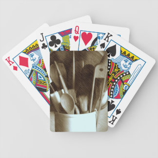 Kitchen Utensils Poker Deck